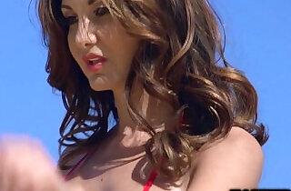 Avas big beautiful ass got hot fucked.  xxx porn