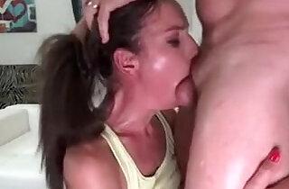 Who is this incredible deepthroating girl?.  xxx porn