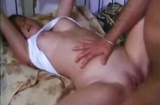 Papa Step dad scolds his step daughter.  xxx porn