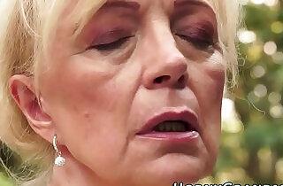 Jizz mouthed grandma blow.  xxx porn