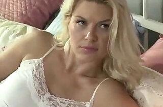 Mature fucks her stepdaughter with strapon.  xxx porn
