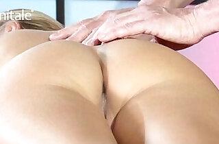 Dew of Pleasure Yoga Massage.  xxx porn