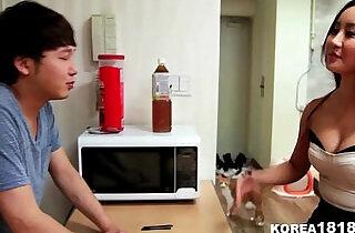 Lucky Korean Virgin Gets to Fuck Hot Korean Babe!.  xxx porn
