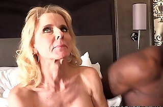 Cammille Gets Her Cougar Pussy Banged By Black Guys.  web cams   xxx porn