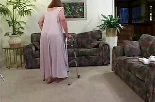 Toothless Granny Sucks And Fucks.  xxx porn