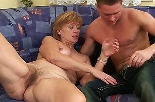 Grandma needs your big cock and cum.  xxx porn