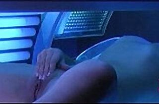 Hidden camera at the solarium ! video.  xxx porn