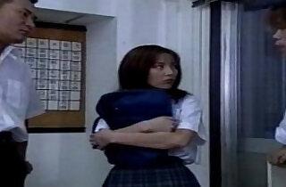 Sally Yoshino High School Girl Confinement.  xxx porn