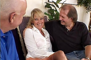 Anal Sex For Swinger Grannie GILF.  xxx porn