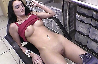 college student getting naked free nose piercing real iphone video.  xxx porn
