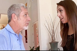 Latina Step Daughter Fucked By Dad.  xxx porn