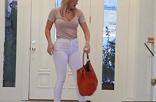 Blonde amateur Milf Savana shares a big cock with Emma.  step mommy  ,  wife shared   xxx porn