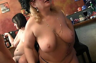 Wild huge big tits group sex with party.  xxx porn