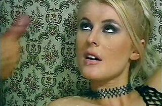 Sandra Russo Facial Compilation.  xxx porn
