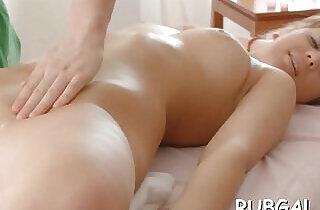 Erotic massage.  xxx porn