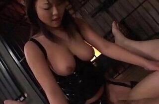 Japanese Rough Strapon.  xxx porn