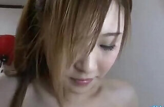 Office Lady In Skirt Fingered Rubbing Guy Cock With big Tits Riding On Him On The Be.  xxx porn