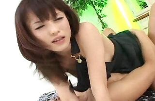 Japanese babe Arisa Suzuki banged.  xxx porn