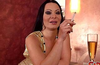 Anal POV with Sandra Romain at Saboom.  xxx porn