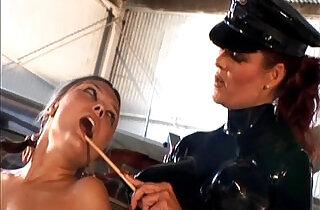 Mistress Aracadia And Vanessa Lynn Strap On Lesbian Fuck.  xxx porn