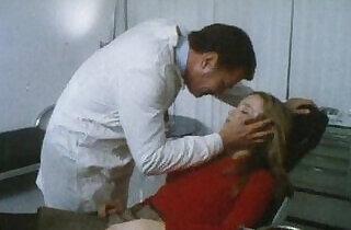 Appassionata Eleonora Giorgi goes wild for the dentist.  xxx porn