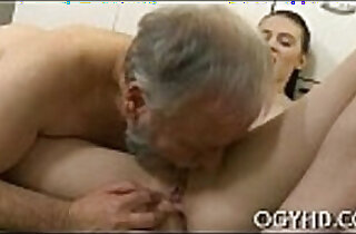 Youthful playgirl blows old dick.  perfection  ,  petite  ,  pussycats  ,  russia  ,  so young   xxx porn