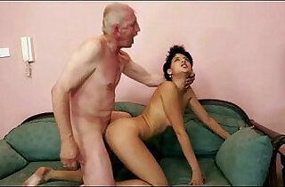 Grandpa rear fucking dirty blonde slut.  xxx porn