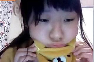 Asian University Student With Big Tits Webcam.  xxx porn