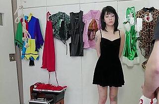 Goth slut charlotte sartre dominated and shocked.  xxx porn