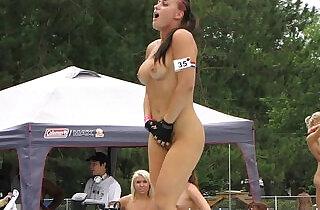 stripper pole dancing party.  xxx porn