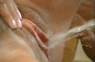 Spanish couple fucking and pissing in hot watersports action.  xxx porn