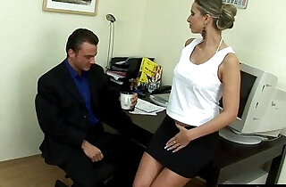 Having A Secretary Is The Best.  xxx porn