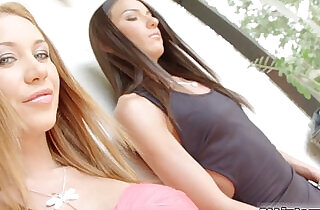 All Internal threesome with a gorgeous girls and lots of cum.  xxx porn