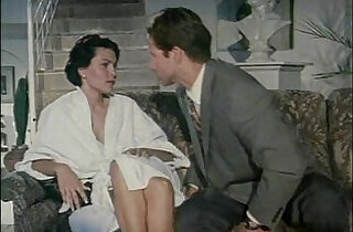Hot vintage porn video with a hot woman who cheats on her husband.  xxx porn