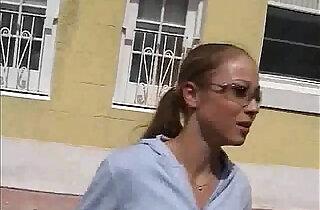 Jessica from Hamburg sex in bus.  xxx porn