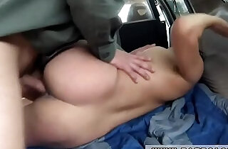 Ebony police Stunning Mexican floozie Alejandra Leon attempts to help.  xxx porn