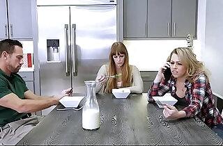 FamilyStrokes Sexy Teen Loves Her Stepdads Cock.  xxx porn