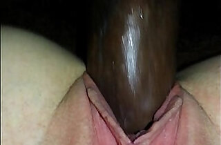 Cheating sexy Wife Jackie Whitney gets messy dripping cum creampie from bbc while her husband is away.  xxx porn