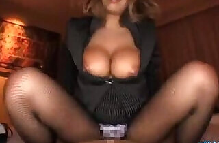Hot Busty Secreatary Giving Handjob Riding On Guy Cock On The Bed In The Bedroom.  xxx porn