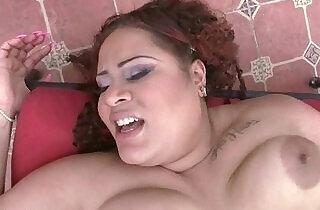 Amateur Latina BBW Miss Angel Fucked Outside in Public.  xxx porn