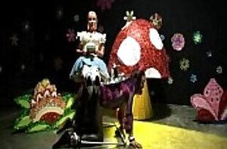 Kinky Alice In Wonderland Chapter Reading Femdom Mistress AliceInBondageLand.  xxx porn