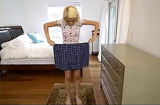 ExxxtraSmall Petite Blonde milf Fucks Stepdad.  petite  ,  sexy dad  ,  step daddy  ,  step mommy  ,  tits   xxx porn