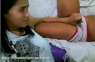indian desi girl with her boyfriend on webcam enjoying indian sex jerking him off.  xxx porn