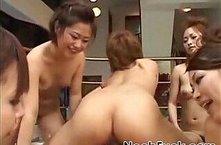 Japanese Teen gangbang.  xxx porn
