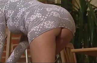 Hot mom seduces her sons GF.  xxx porn