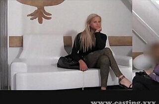 Casting Anna Kournikova lookalike is an absolute nymph.  xxx porn