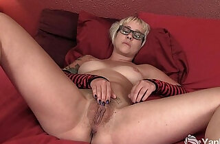 Tattooed Amateur Masturbating Her Slit.  tattoo   xxx porn