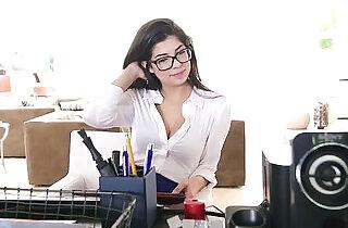 CFNMTeens Horny Secretary Fucks with her Boss!.  xxx porn