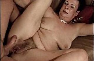 Nasty wild mature whore goes crazy sucking.  xxx porn