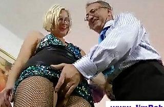 Older guy fucking younger girl.  xxx porn
